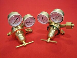 Welding Regulators Victor Type Medium Duty Oxy Acetylene Torch