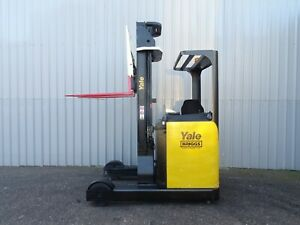 Yale Mr20 Used Reach Forklift Truck 2574