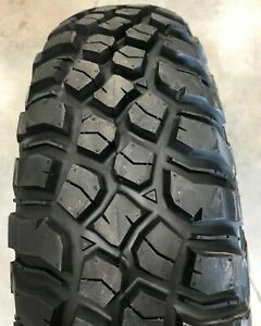 2 New Tires 28 10 00 14 Radial Bf Goodrich Mud Terrain Km3 Utv 8 Ply 18 32 Atd