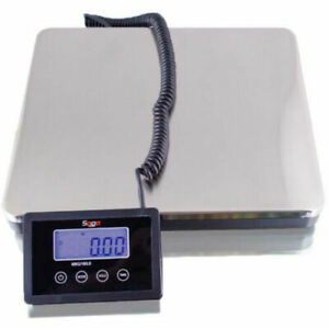 Saga 360 Lb X 0 2lb Postal Figure Scale For Shipping Weight Postage W ac 160 Kg