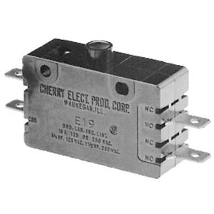 Momentary On off Push Button Micro Switch 15a 120 240v