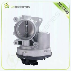 Throttle Body For Ford Focus 2 0l 2003 2004 2005 2006 2007 2008 2009 2012