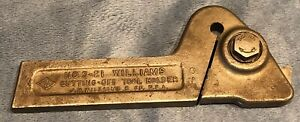 Williams armstrong No S 21 Turning Latthe Tool Holder