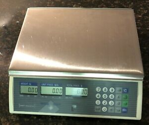 Mettler Toledo Model 8433 30 Lb X 01 Price Computing Scale