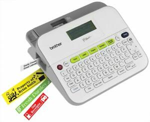 Brother P touch Pt d400 Versatile Compact Label Maker Brand New