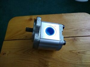 Hydraulic Pump Gear Rexroth Azpf 9 510 290 040 14cc Cat Danfoss Parker