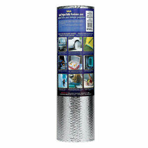 Reflectix Reflective Sulation R 37 To R 21 10 W X 24ft L Roll 20 Sqft