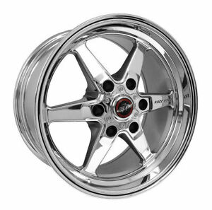 Race Star Wheels Rim 93 Truck Star Chrome 17x9 5 6x5 50 22 0