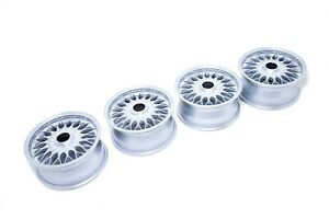 15 Wheel Set For Bmw 1502 1602 2002 Tii E21 E30 With Bbs Style 5 Euroweaves