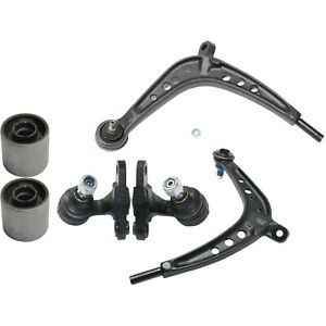 New Set Of 6 Control Arm Ball Joint Suspension Kit For 325 330 E46 3 Series Bmw
