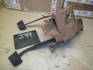 1973 1987 Chevrolet Gmc C10 K10 Manual Transmission Brake Clutch Pedal Assembly