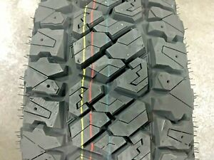 4 Thunderer Ranger At R Tires Lt 285 75 16 10 Ply 285 75 R16 75r 2857516 Truck
