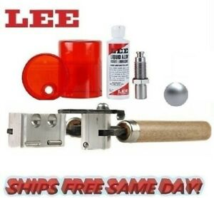 Lee 2 Cav Mold(433 Diameter) Round Ball & Sizing and Lube Kit! # 90432 $57.20