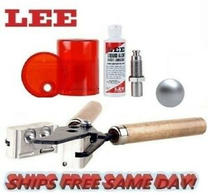 Lee 2 Cav Mold(454 Diameter) Round Ball & Sizing and Lube Kit! 90442+90056 $57.20