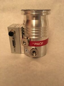 Pfeiffer Turbo Pump Hipace 80 Pm P03 940 A Tc 110 Used
