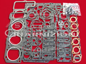Fiat Dino 2400 Coupe Engine Gasket Set New