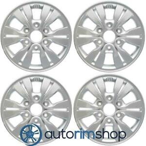 Kia Sedona 2006 2012 16 Oem Wheels Rims Full Set