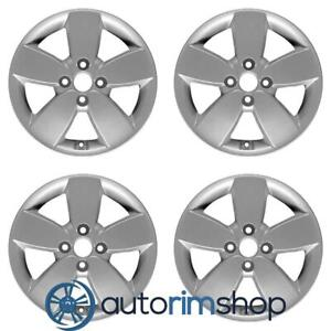 Kia Rio 2007 2011 15 Oem Wheels Rims Full Set