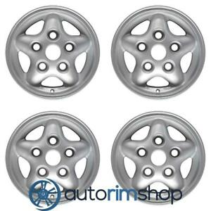Land Rover Discovery 1997 1998 16 Oem Wheels Rims Full Set
