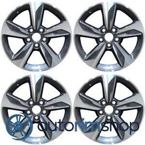 Honda Odyssey 2018 2019 18 Oem Wheels Rims Full Set