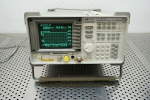 Agilent Hp 8591em Emc Spectrum Analyzer 9 Khz To 1 8 Ghz Opt 8ze
