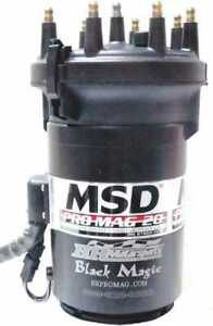 Msd Black Magic Pro Mag 23 Amp Generator Cw Or Ccw
