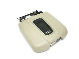 Cadillac Escalade Center Console Armrest Lid Shale New Oem W Phone Dock Charger