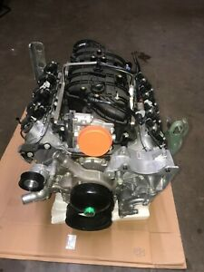 Gm 6 0l Lc8 Engine Long Block Assembly New Oem
