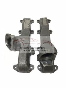 352 360 390 Fits Ford F100 F150 F250 F350 Pickup Exhaust Manifold Set New Pair