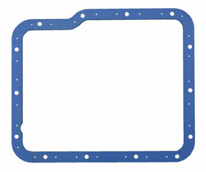 Moroso 93100 Oil Transmission Pan Gasket For Powerglide From Rubber steel Pair