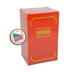 Paragon 3070910 Stand red For 6 8 Oz Professional Series Popcorn Machine