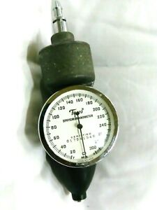 Vintage Welch Allyn Tycos Hand Aneroid Sphygmomanometer Gauge pump Only