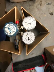 Airgas Regulator