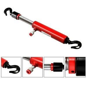 10 Ton Hydraulic Pull Back Ram For Power Frame Machine Puller Body Shop