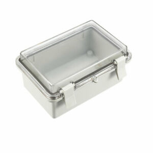 Abs Junction Box Hinged Shell Universal Electrical Enclosure 150x100 X70mm