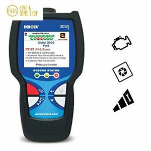Innova 3030h Car Diagnostic Scanner Obd2 Code Reader scan Tool Freeze Frame