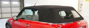 2009 2015 Mini Cooper Replacement Convertible Top In Black Rpc Twillfast