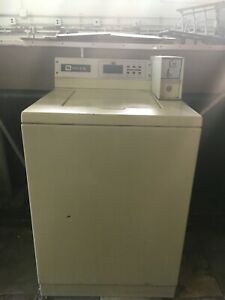 Used Laundromat Equipment In Good Condition washers dryers extractors pepsi Mch