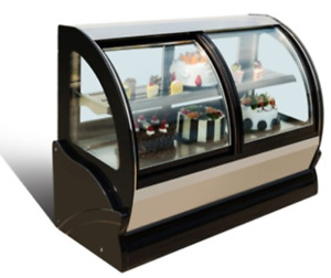 Commercial Countertop Refrigerator Display Case Dt Series