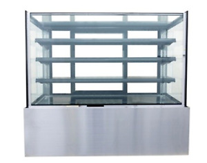 Commercial Countertop Refrigerator Display Case Rt Series