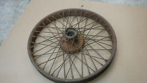 Model T Ford Accessory 30 X 3 1 2 Wire Wheel Mt 3550