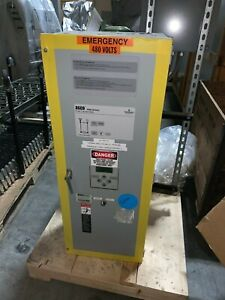 Asco 4000 Series Enclosed Ats Automatic Transfer Switch 150 Amp D04ats030150n5xc