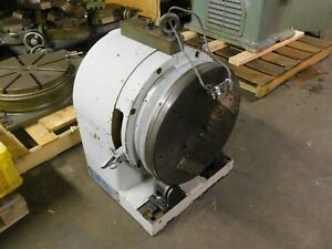 Aa Gage Ultradex 18 Rotary Table Indexer Model R 15339 1