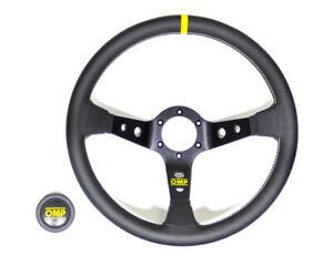 Omp Racing Inc Od1956n Corsica Steering Wheel