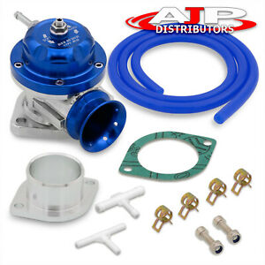 Blue Lip Turbo Type Rs Bov Blow Off Valve For Eclipse Gst Gsx Evo Lancer Mirage