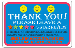 Thank You For Your Purchase Label Stickers Rolls Of 100 250 500 Or 1000 2 X 3
