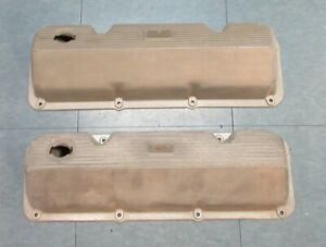 1970 Mustang Boss 302 Original used Valve Covers