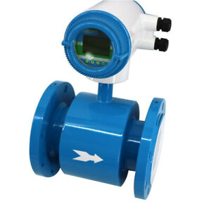 Dn32 Anti interference Non magnetic Stainless Steel Electromagnetic Flowmeter