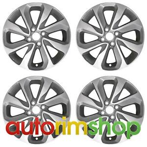 Kia Rio 2017 16 Oem Wheel Rim Set