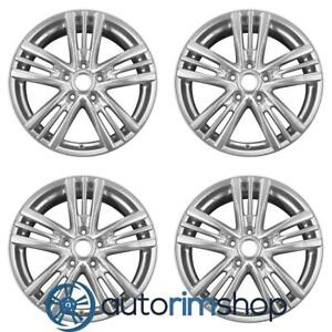 Infiniti G37 Q40 G25 2010 2015 17 Factory Oem Wheels Rims Set